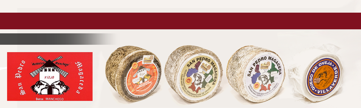 Nouvelle gamme de fromages San Pedro Magaceda